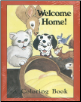 Welcome Home Coloring Book