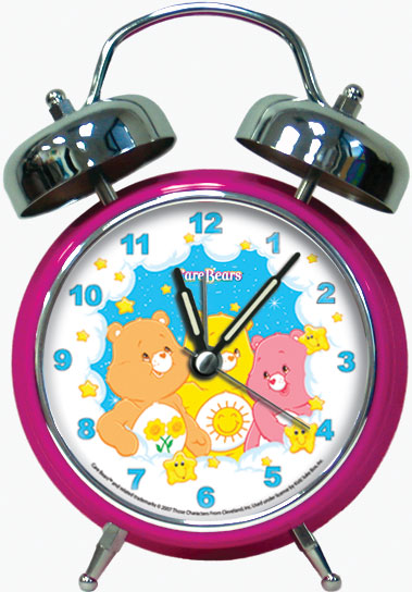 Care Bears Alarm Clock