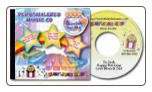 Just For Me Music CD - A Personalized Music CD