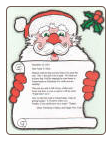 Letter from Santa (SF)